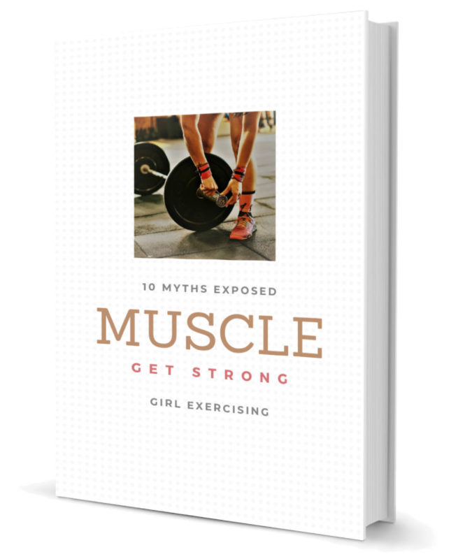 Picture of 10 Muscle Building Myths for Women eBook