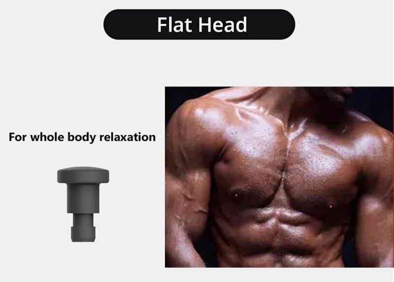 Electric Body Muscles Massage Gun